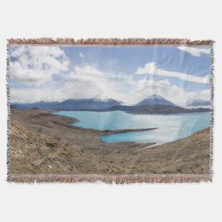 Lagoギリェルモ及びUpsalaの氷河 スローブランケット