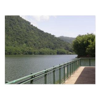 Lago dos Bocas ポストカード