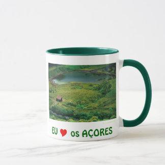 LagoaはCarvao -アゾレスをします マグカップ