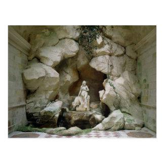Laiterie de la Reineの小洞窟 ポストカード
