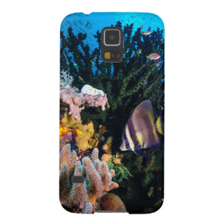 Laja Ampat水中4 Galaxy S5 ケース