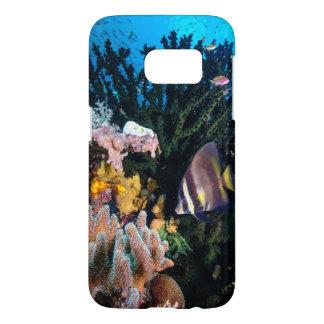 Laja Ampat水中4 Samsung Galaxy S7 ケース