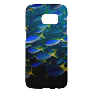 Laja Ampat水中5 Samsung Galaxy S7 ケース