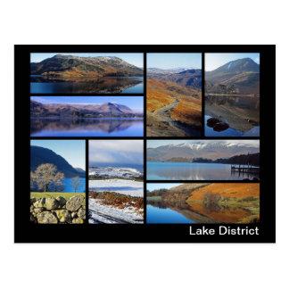 Lake District multi-image 3 ポストカード