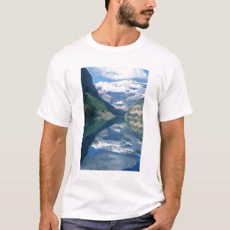 Lake Louise、バンフ国立公園、アルバータ、 Tシャツ