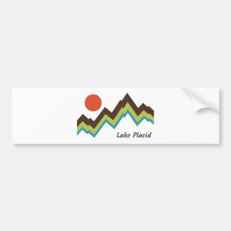Lake Placid バンパーステッカー