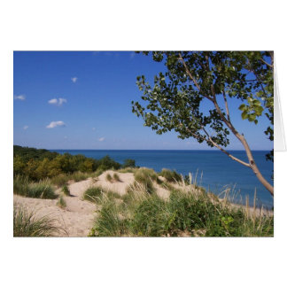 Lakeshoreインディアナ砂丘国民 カード