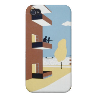 Lakeview台地 iPhone 4 Case