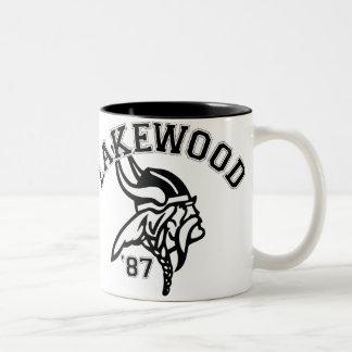 Lakewoodのバイキング87 ツートーンマグカップ