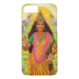 Lakshmiのヒンズー教の女神のiPhone 7の場合 iPhone 8/7ケース