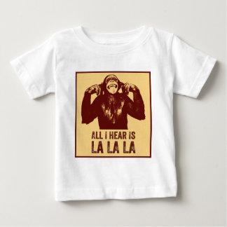 LaLaLa ベビーTシャツ