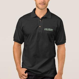 LALLADAY (1日中LA) 12 -ジャージーのポロシャツ ポロシャツ