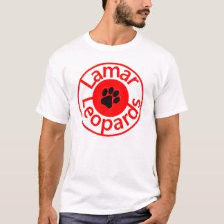 LamarのヒョウのTシャツ Tシャツ