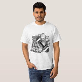 Lamarの娯楽サッカー連盟のTシャツ Tシャツ