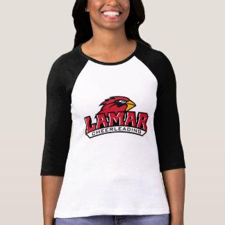 Lamarの応援のワイシャツ Tシャツ