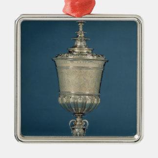 Lambardのコップ、ロンドン1578年 メタルオーナメント