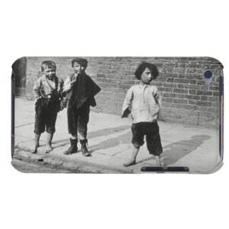 Lambeth (b/wの写真)の浮浪児 Case-Mate iPod touch ケース