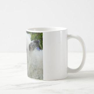 LambieおよびBluebells コーヒーマグカップ