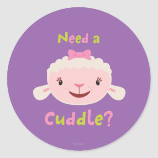 Lambie -抱擁を必要として下さい ラウンドシール