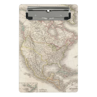 L'Amerique Septentrionale -北アメリカ ミニクリップボード