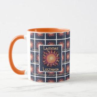 Lammas/Lughnasa日曜日の収穫の異教徒 マグカップ