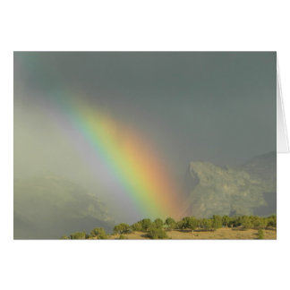 Lamoille渓谷の虹 カード
