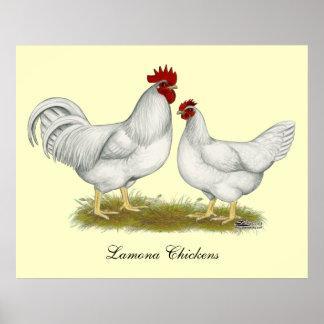 Lamonaの鶏 ポスター
