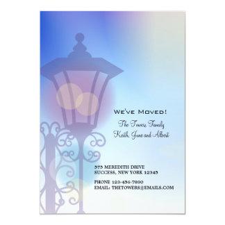 Lamplightの移動発表 カード