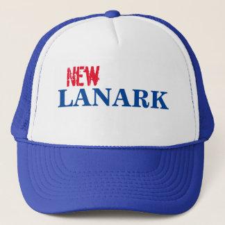 Lanarkの新しい帽子 キャップ
