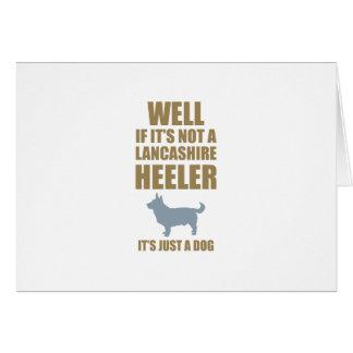 Lancashire Heeler カード