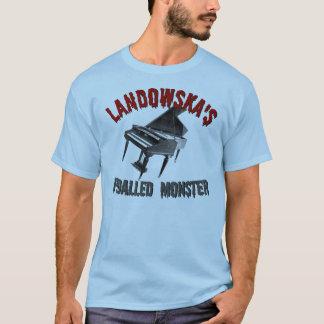 Landowskaのペダルを踏まれたモンスター Tシャツ