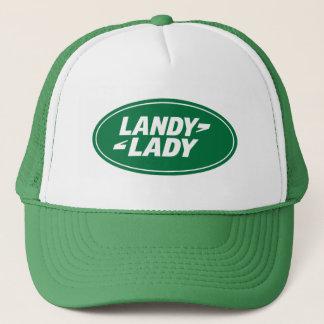 landrover.landy.lady キャップ
