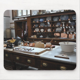 Lanhydrockの台所マウスパッド マウスパッド