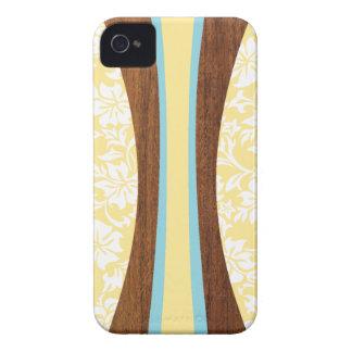 LaniakeaのハワイのサーフボードのiPhone 4つのケース Case-Mate iPhone 4 ケース