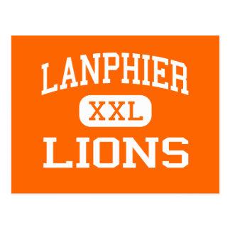 Lanphier -ライオン-高スプリングフィールドイリノイ ポストカード