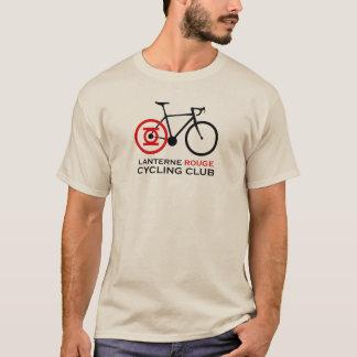 Lanterneの弁柄のサイクリングクラブ Tシャツ
