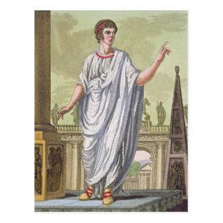 「L'Anticaからのローマの市民の要求の雇用、 ポストカード