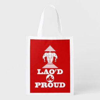 LAO'D及び誇りを持った エコバッグ
