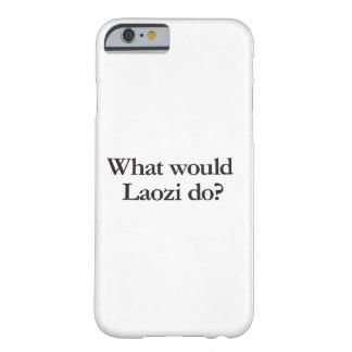 laoziする何が barely there iPhone 6 ケース