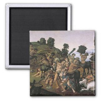 Lapithsとケンタウルス間の戦い マグネット