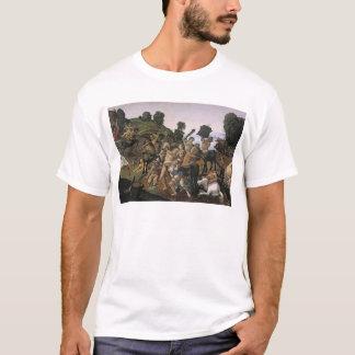 Lapithsとケンタウルス間の戦い Tシャツ