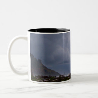 LaPushの霧 ツートーンマグカップ