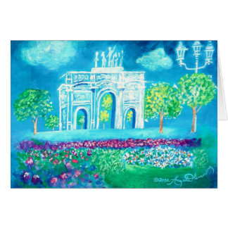 L'Arc de Triomphe カード