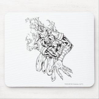 Larfleeze -エージェント・オレンジ9 マウスパッド
