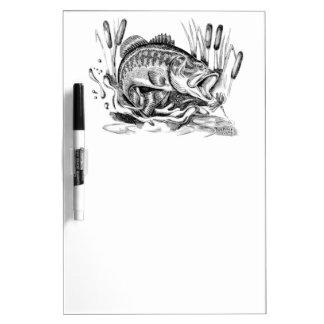 Largemouth Bass ホワイトボード