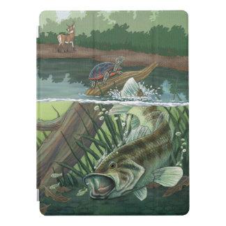 Largemouth Bass Fishing iPad Proカバー