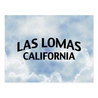 Lasローマスカリフォルニア ポストカード