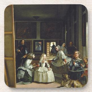 Las Meninasかフィリップの家族IV、c.1656 コースター