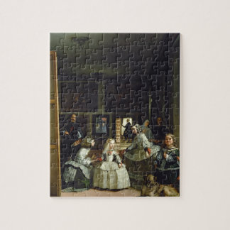 Las Meninasかフィリップの家族IV、c.1656 ジグソーパズル
