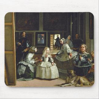 Las Meninasかフィリップの家族IV、c.1656 マウスパッド